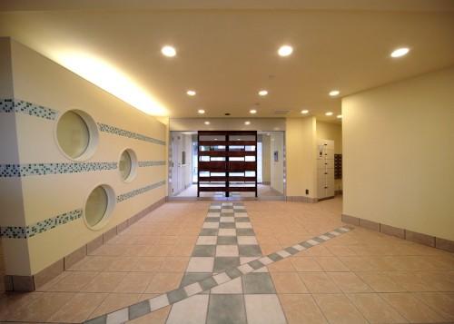 10:エントランスホール