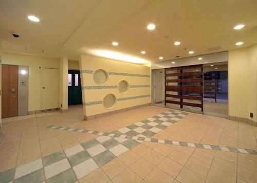 11:エントランスホール