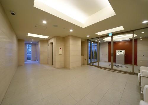 13:エントランスホール