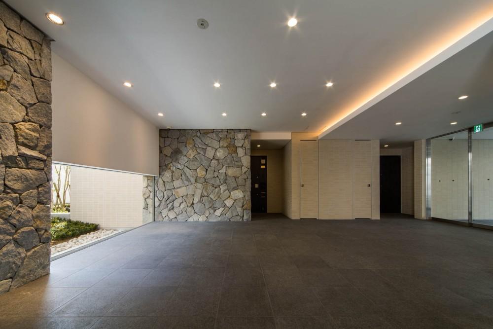 岡本レジデンス ホール