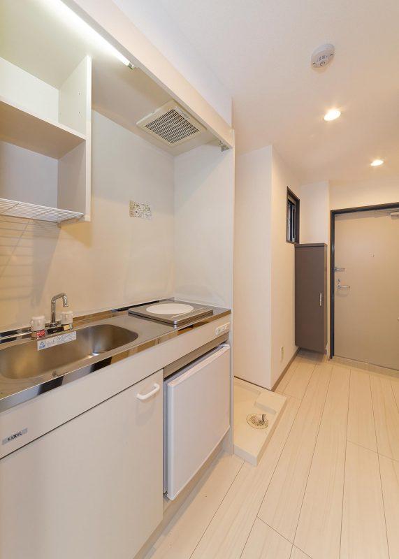 2号室・キッチン